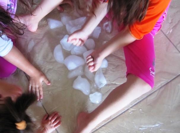 עידן הקרח (או פעילויות בעקבות לשבור את הקרח)