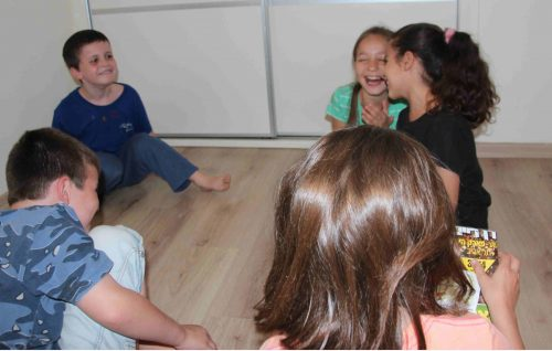 פעילויות בית עם ילדים