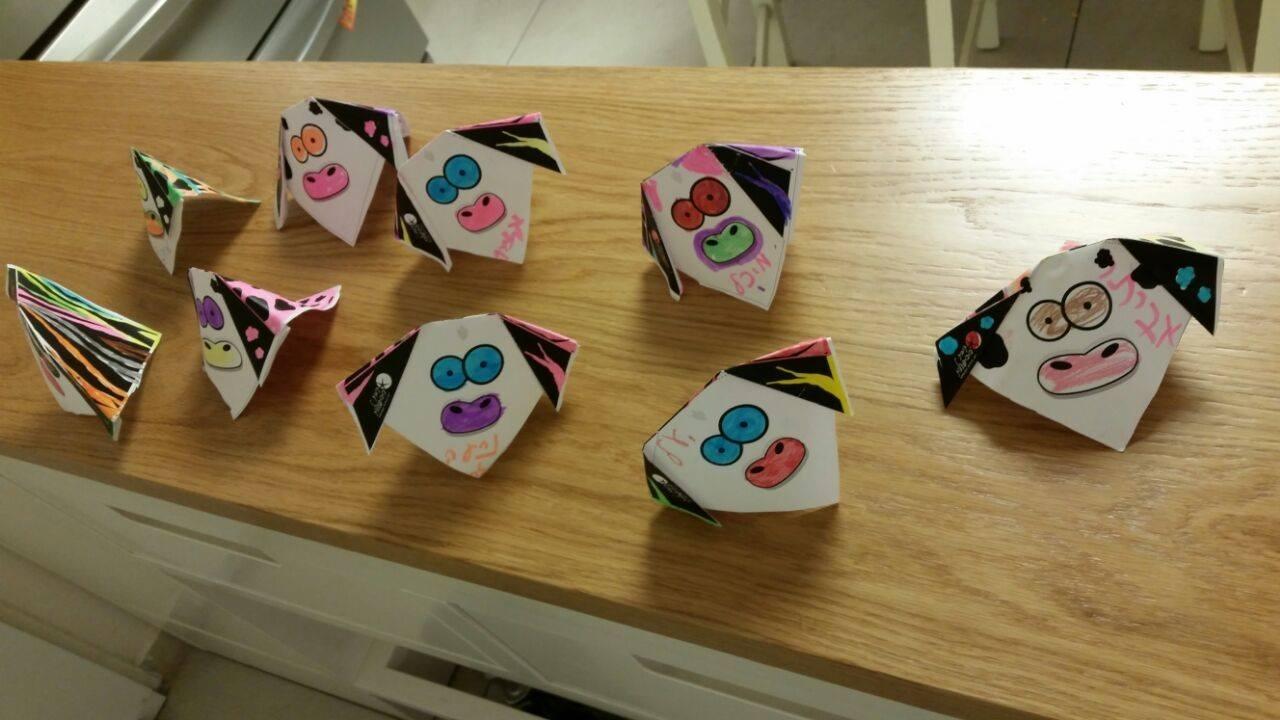 פעילות בית לילדים - כולם נהנים