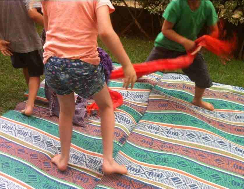 הפעלה לקייטנת הורים פעילות לילדים בבית - ספארי טבע