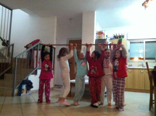 הפעלות ליום הולדת פיג'מות