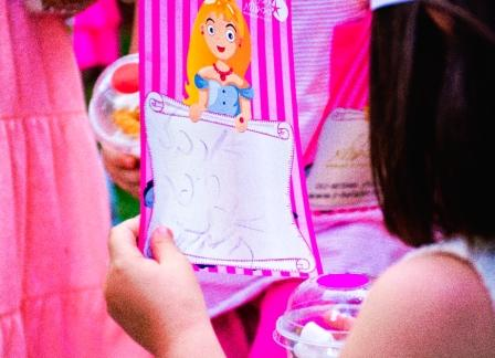 אלבום נסיכות - מזכרת מיומולדת בנות