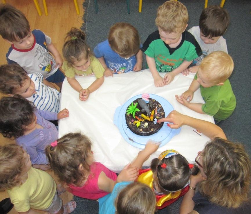 רעיונות ליום הולדת שנה או שנתיים