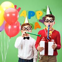 על פרסים והפתעות – רעיונות ליום הולדת