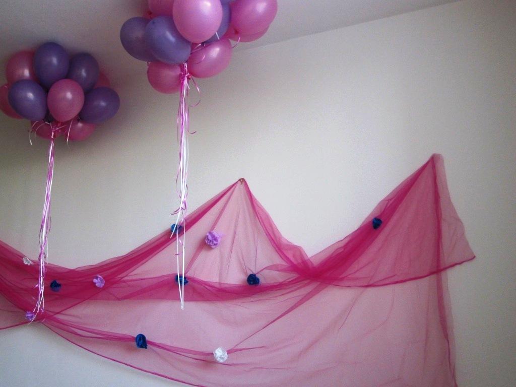 יום הולדת נסיכות או פיות – פותחים שולחן
