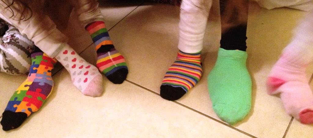 באה עם גרביים – רעיונות למסיבת פיג'מות