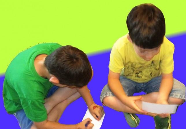 כך יוצרים בקלות ספר עם הילדים. תיבת ההפעלות - יום הולדת בקופסא
