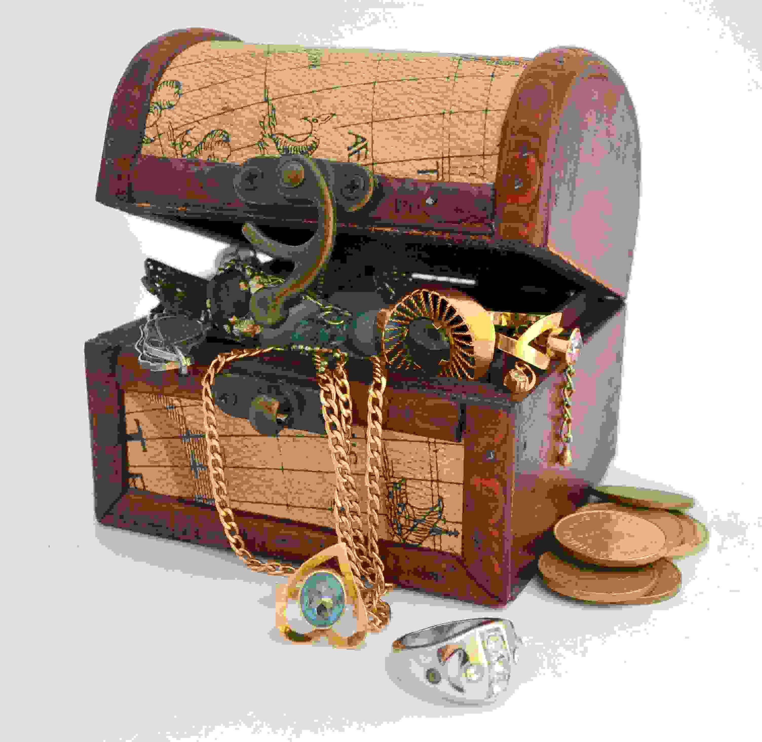 חפש את המטמון – הפעלה לילדים