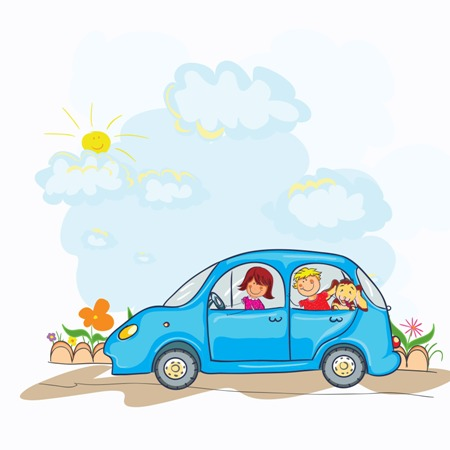 ערכת הפעלה לדרך – ספרון לרכב