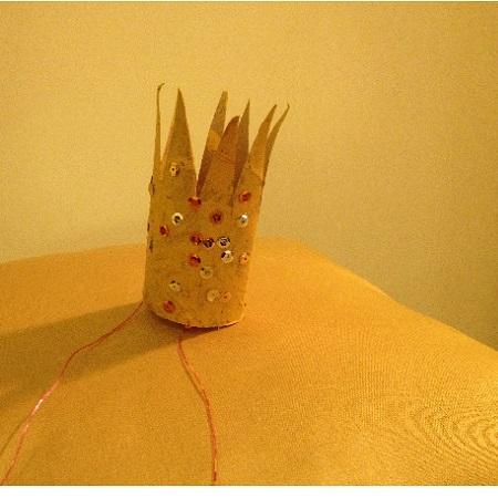 נייר טואלט – יצירה בגליל