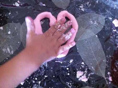 אופרת סבון – חיבור מקורי לבצק משחק