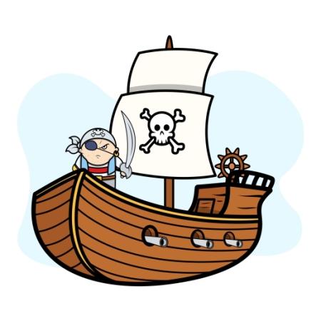 יום הולדת שודדי ים