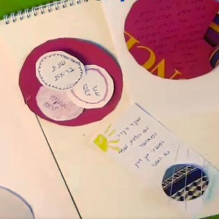 ברכות DIY לראש השנה – רעיון וסרטון מקוריים