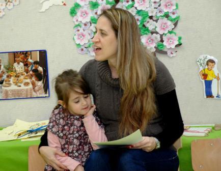 הפעלה בגן הילדים - ילד השבוע