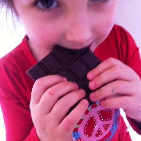 יום הולדת שוקולד או: שוקולד שש