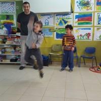 פעילות ספורט לילדים