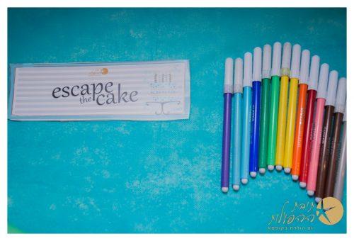 homemade escape room