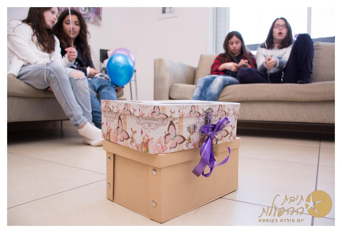 יום הולדת חדר בריחה לילדים