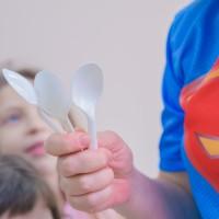 פעילות ספיידרמן, סופרמן וליידי באג